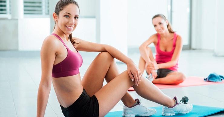 Как похудеть без диет и на физическом уровнех упражнений